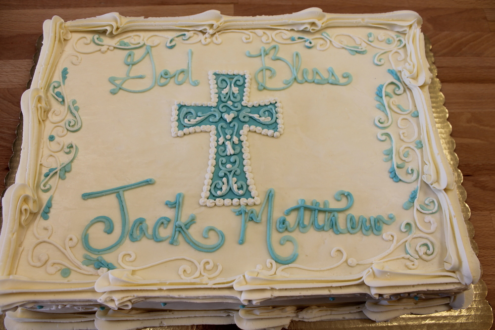 Holy Communion Cake 053