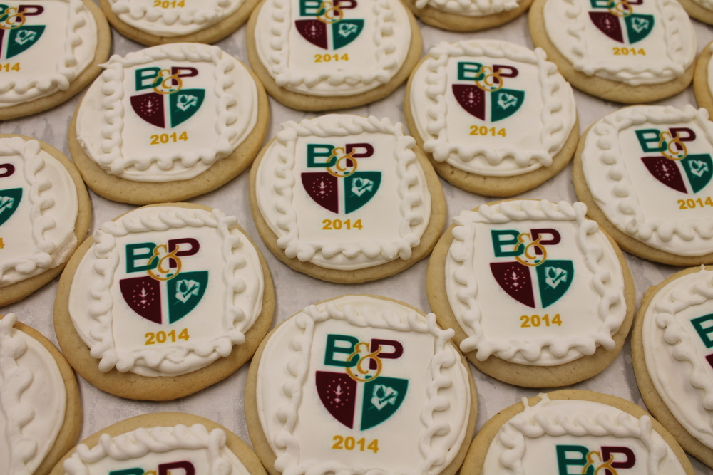 Bonner-Prendie Graduation Cookies