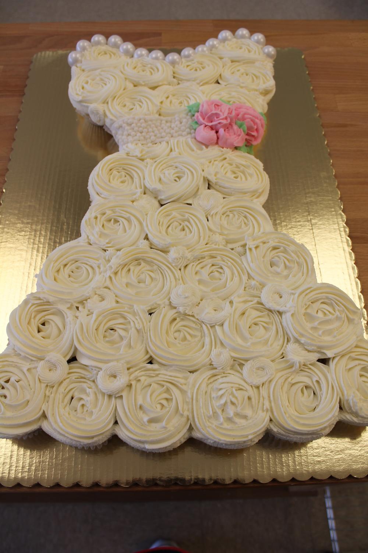 Bridal Shower Dress For Bride