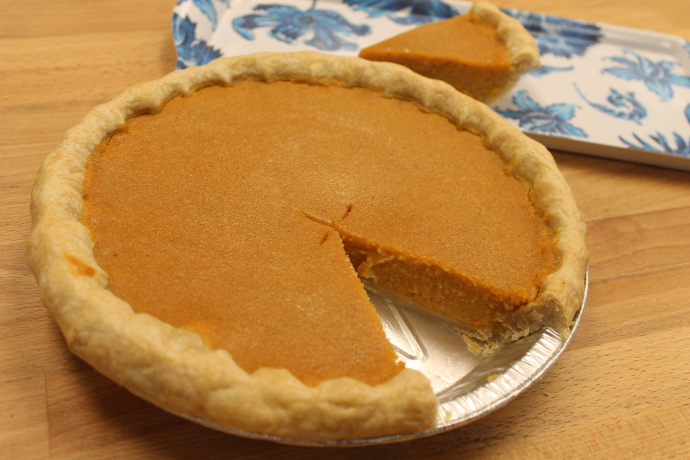 NEW for 2014 Sweet Potato Pie