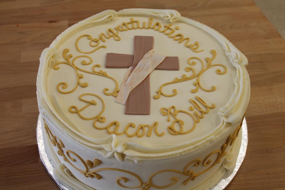 Religious Celebration Cake 075