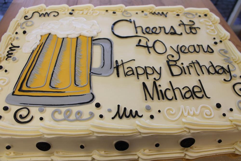 Michael's Favorite Brew!!