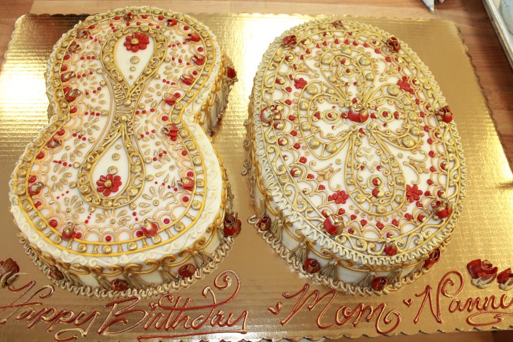 Moroccan Birthday Celebration