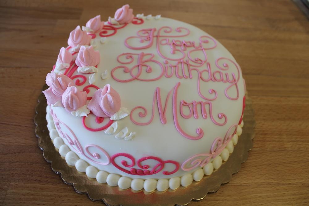 Pretty Pink Rosebuds for Mom