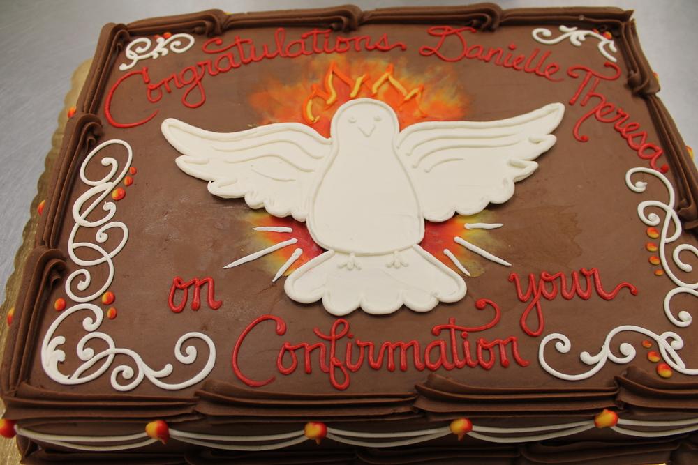 Holy Spirit Confirmation Celebration
