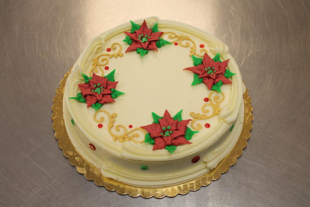 Christmas Celebration Cake