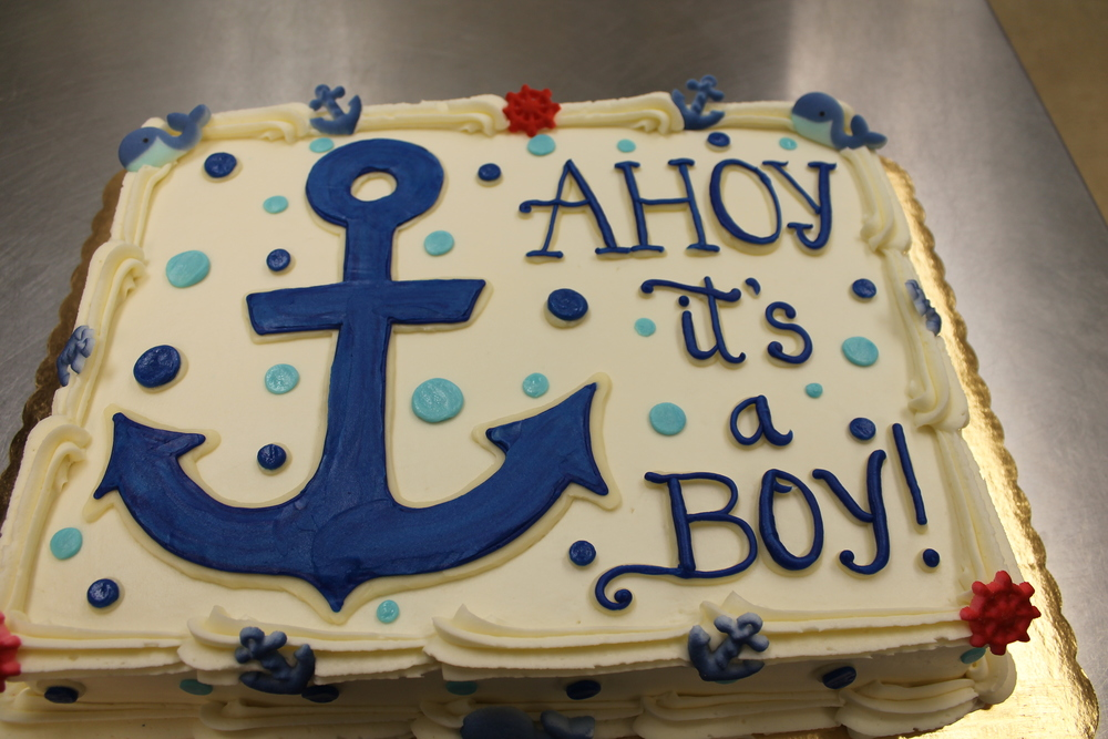 Anchors for a Baby Boy