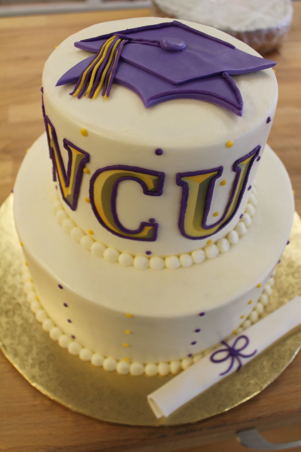 West Chester Grad Cake