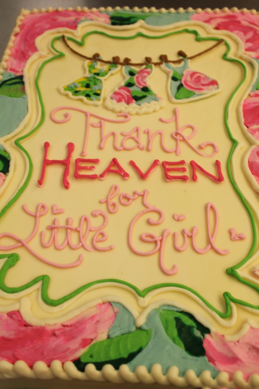 Thank Heaven for a Little Girl