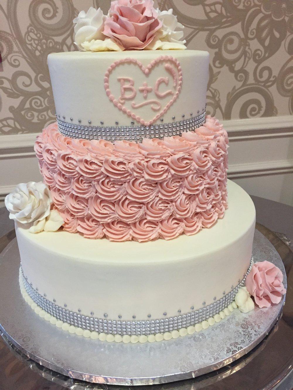 Wedding Cake Photos — SophistiCakes