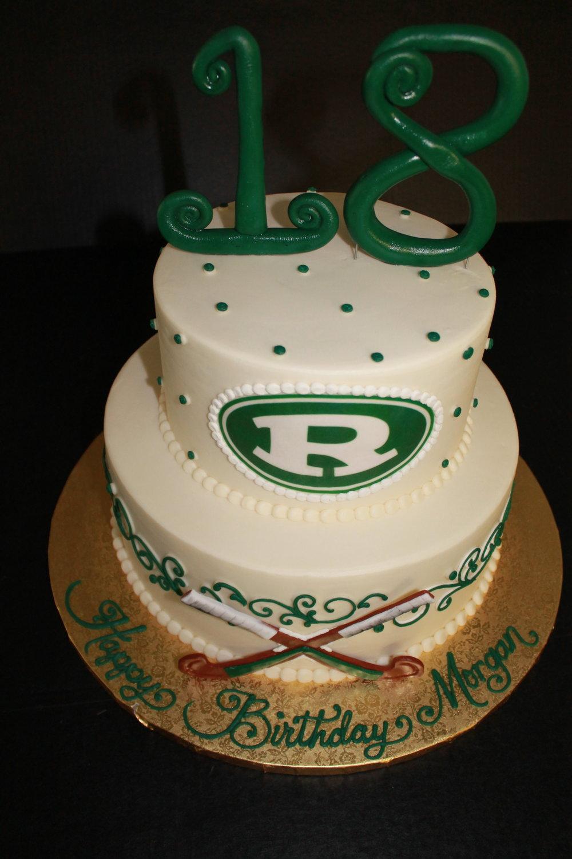 Ridley Raiders Field Hockey Birthday Cake