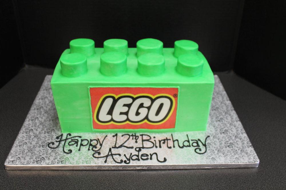 Birthday Fun for Ayden