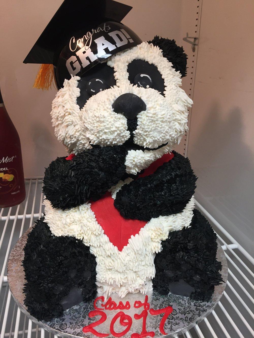 Prendi Graduation Cake