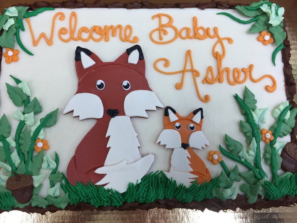 Fox Friends for Baby