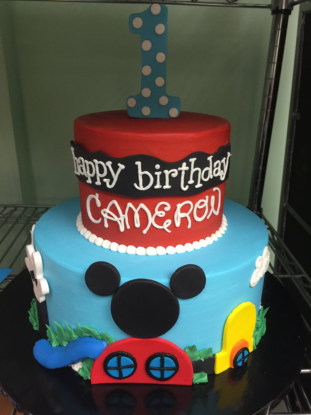Cameron's Birthday Party