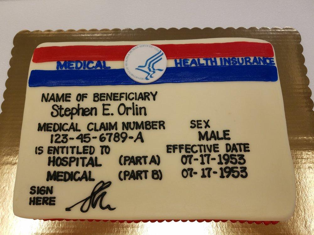 Medicare Cake