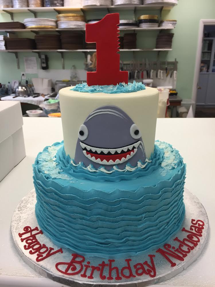 Shark Week Birthday