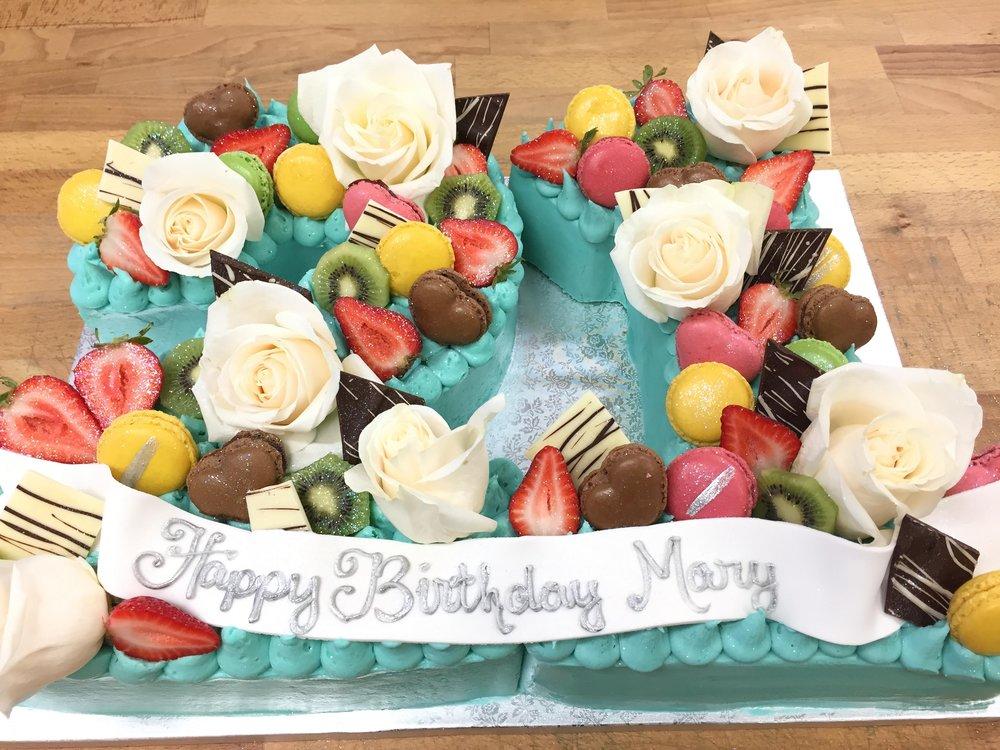 Mary's 21st