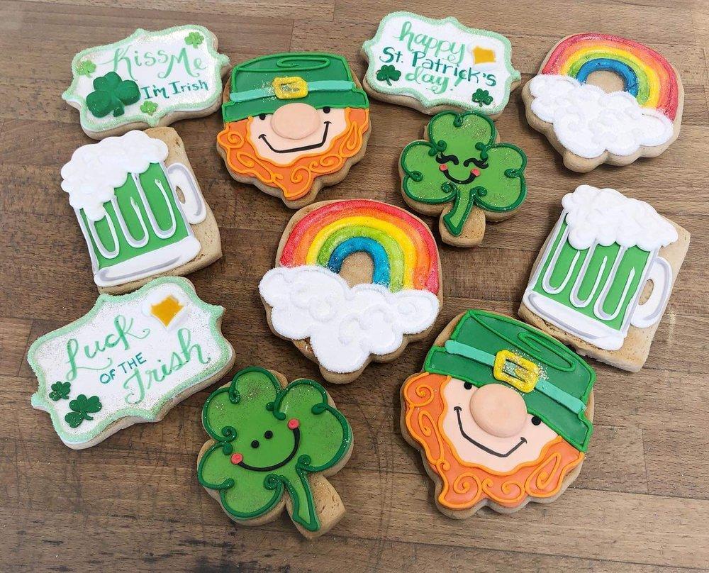 """Kiss Me I""""m Irish !!"""