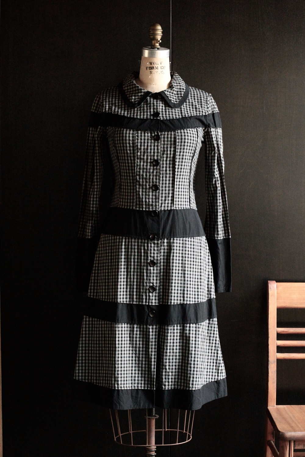 #4003 alchemy coat/cotton