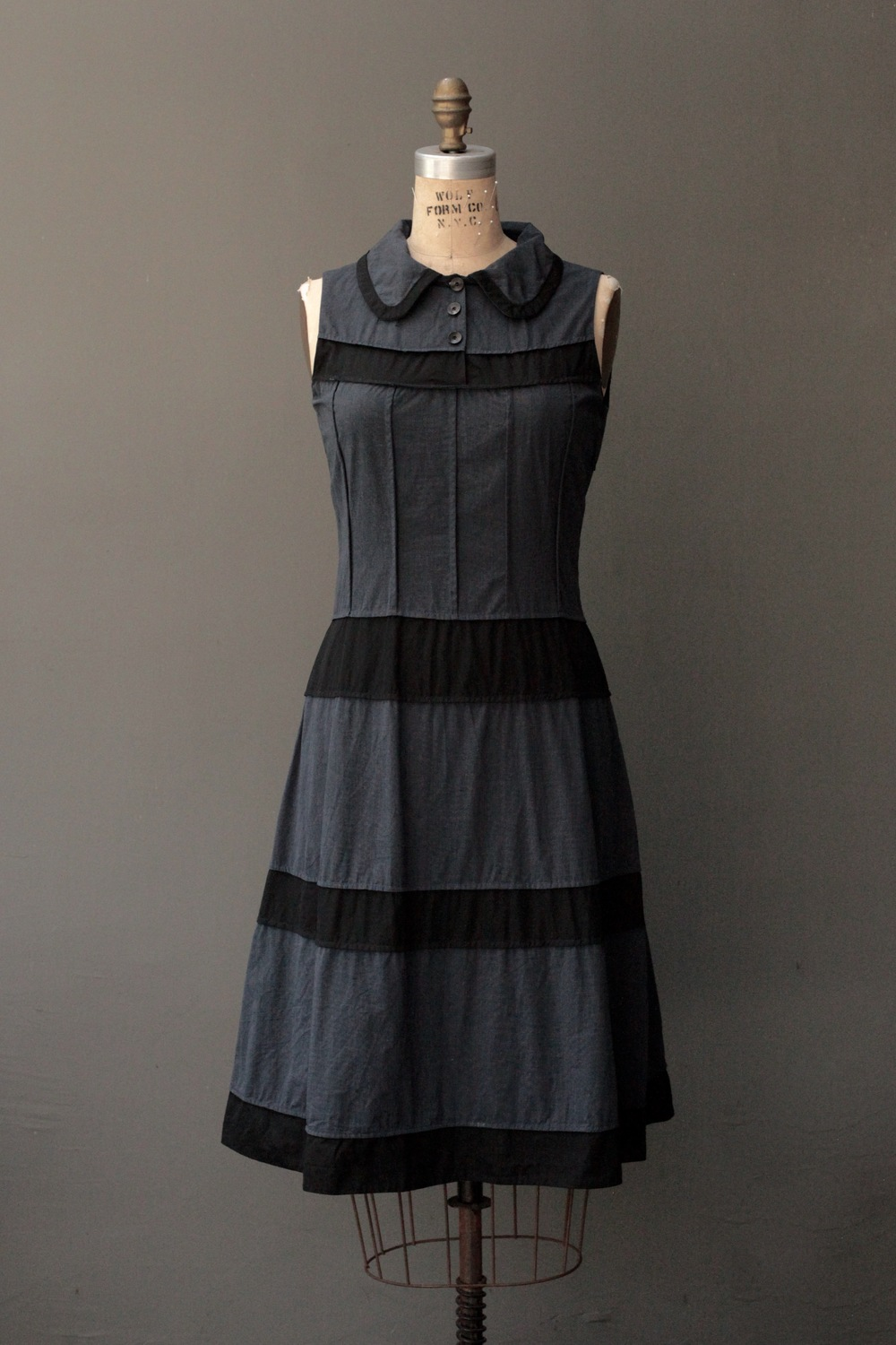 #2003 thistle dress/cotton