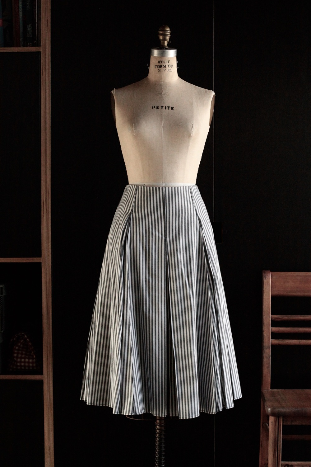 #1006 sparrow skirt/cotton