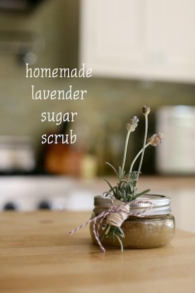 DIY lavender sugar scrubs.jpg