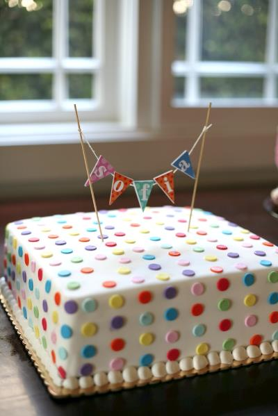 baby shower cake polka dots.jpg