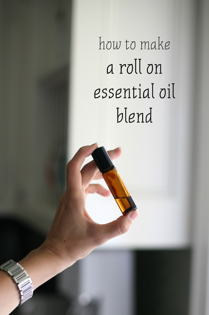How To Make A Roll On Essential Oil Blend My Life At