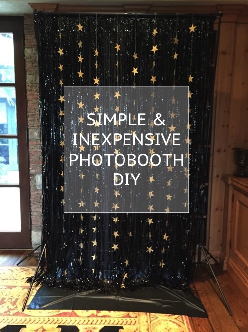 Simple Easy Diy Photo Booth My Life At Playtime