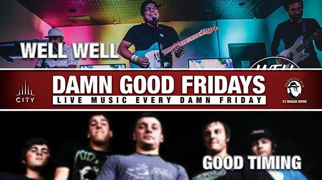 This Friday we're getting down at @darwinspub_houston #htx #htxmusic #localmusic #damngoodfriday