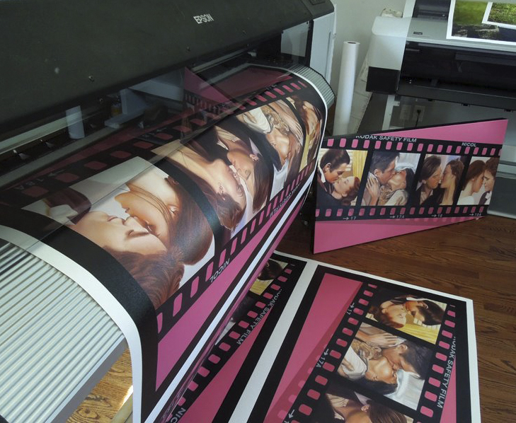 canvas printing for artist J. Scott Nicol