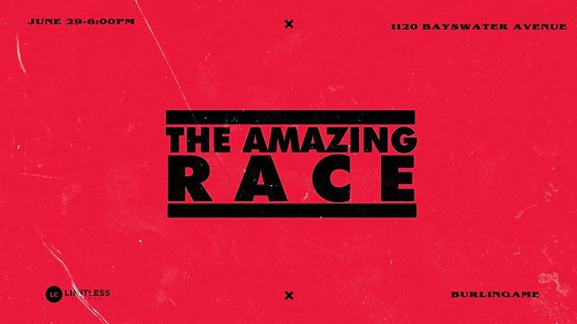 LIMITLESS YOUTH! Tomorrow night we have our first annual Amazing Race Scavenger Hunt! Be there @ 6pm! Don't forget to invite friends! The person who brings the most friends will receive a grand prize AND if you share this post on Instagram or Snapchat & tag us @limitlessyouthburlingame your name will be put in a raffle for an amazing prize! We are going to have a crazy fun night and we can't wait to see you there!! Free food and s'mores after the race, amazing people, prizes and more! You don't want to miss!!! #LimitlessSummer