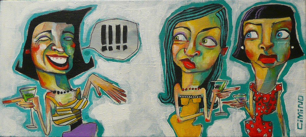 The Laugh-Talker