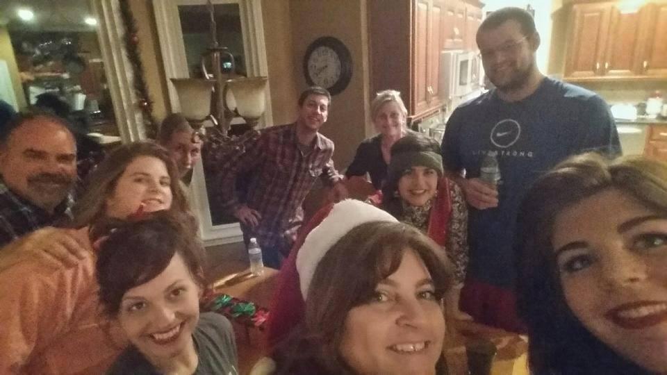 It's a Cofino Christmas.