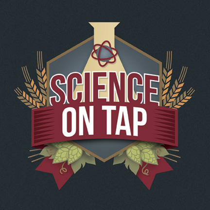 Science on Tap   Event Branding