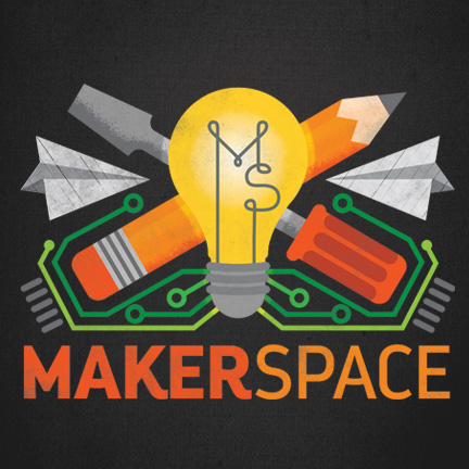 MakerSpace   An interactive exhibit space at the Saint Louis Science Center