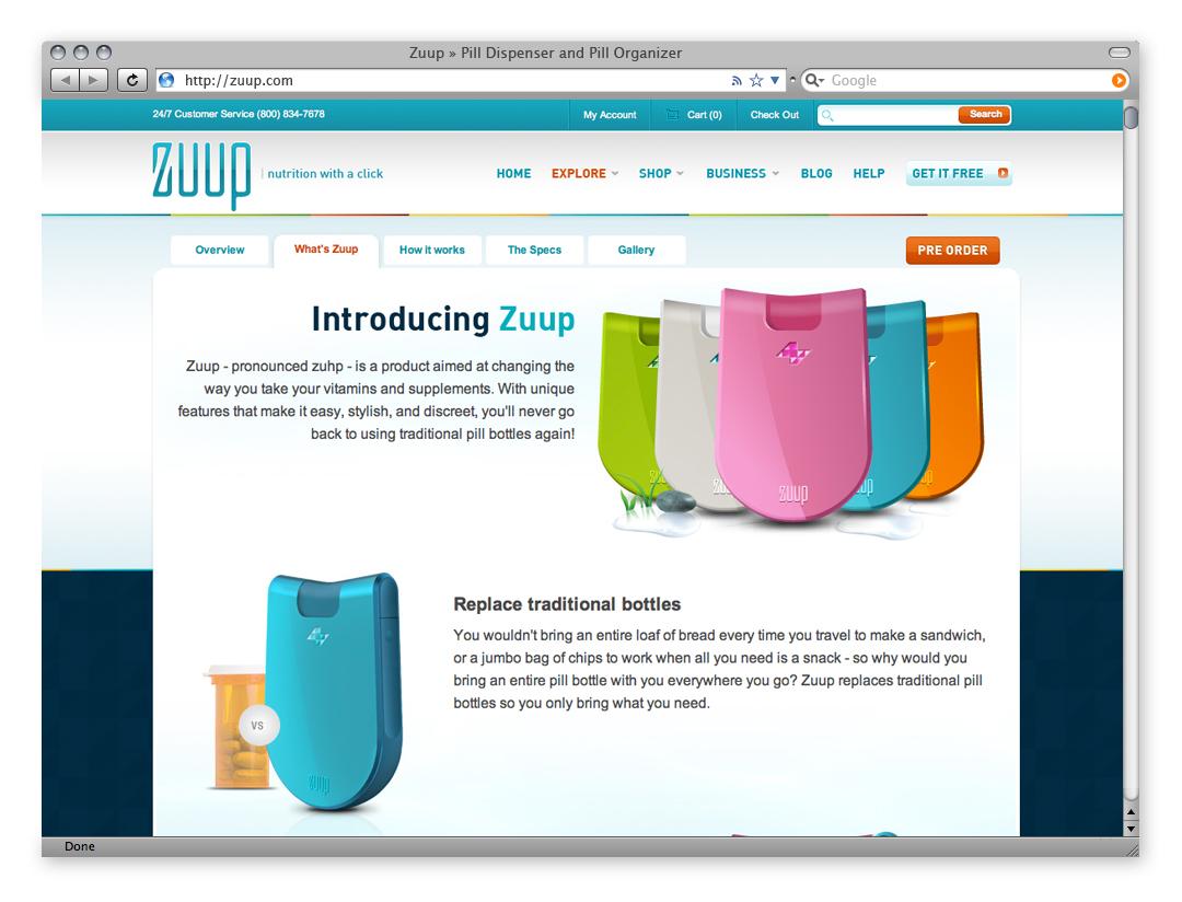 Zuup Web