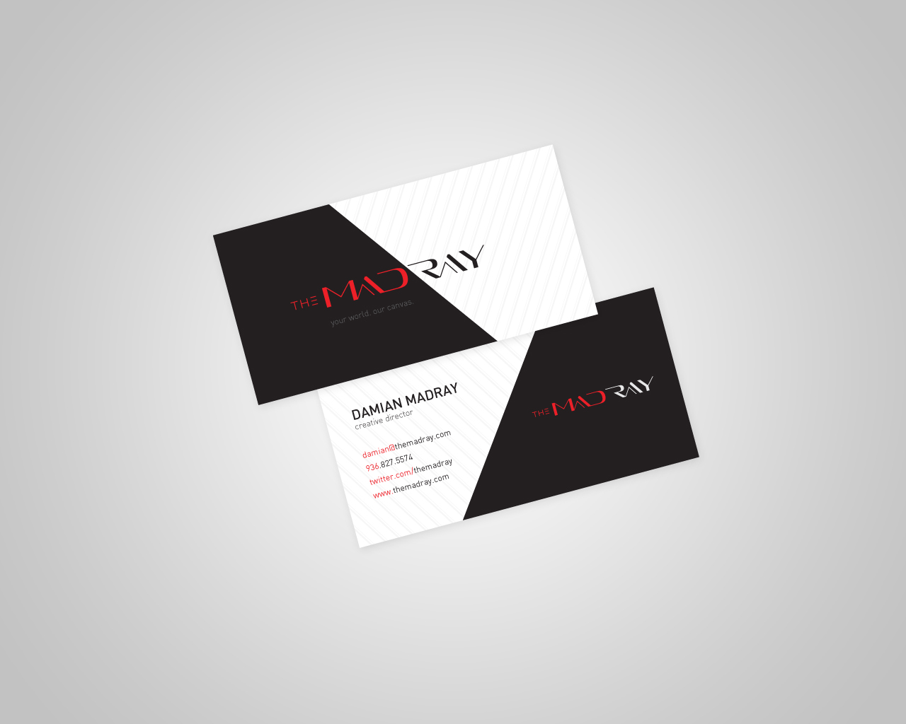 What does your Business Card say about you? — TheMadray