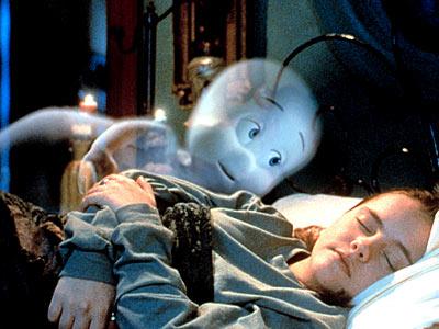 Casper, the Little Shit Ghost