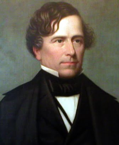 Remember when Franklin Pierce left his pregnant girlfriend for Claire Danes?