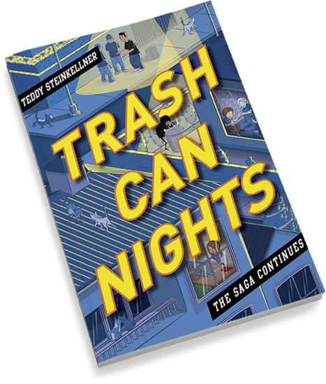 Trash Can Nights Book