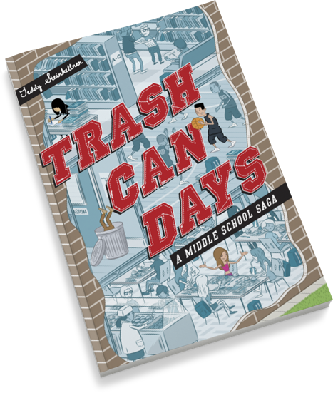 Trash Can Days Book
