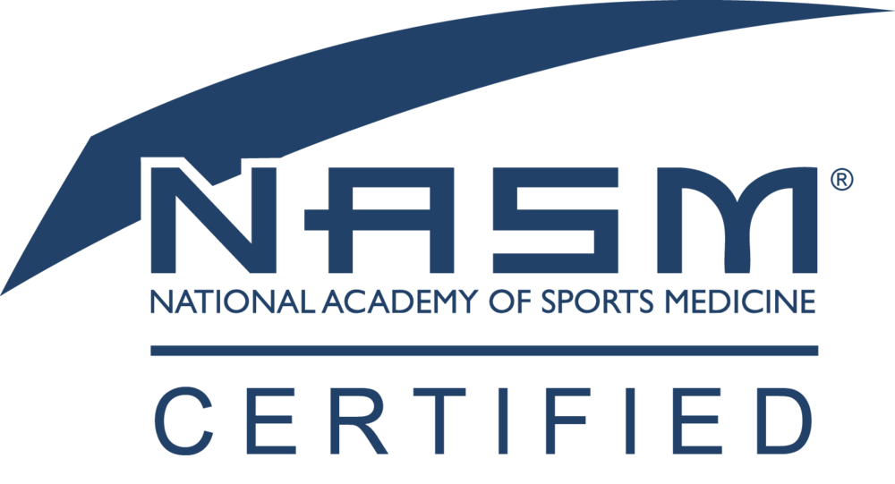 NASM CERTIFIED PERSONAL TRAINER - NATIONAL ACADEMY OF SPORTS MEDICINE