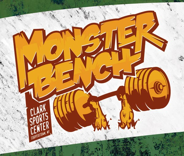 2016 Cooperstown Monster Bench Competition - 1ST PLACE: OVERALL FEMALE RAW - 165 LB BENCH PRESS