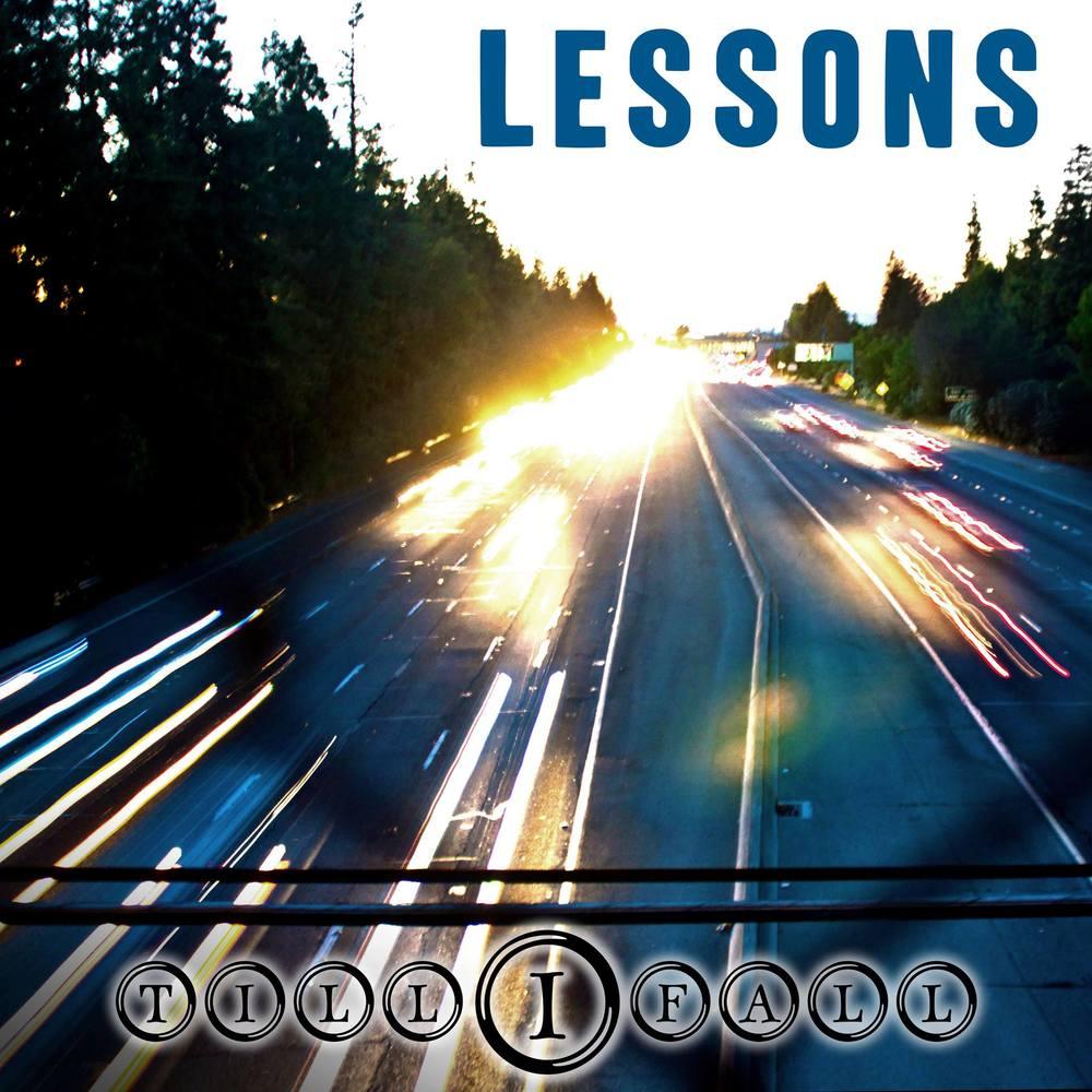 """""""Lessons"""" album artwork"""