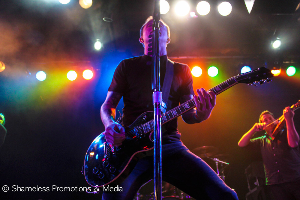 Yellowcard @ Slims: October 2011