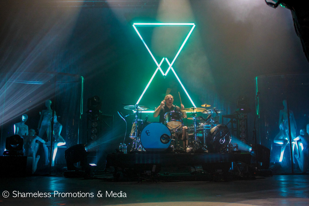 Coheed & Cambria @ The Warfield: February 2013