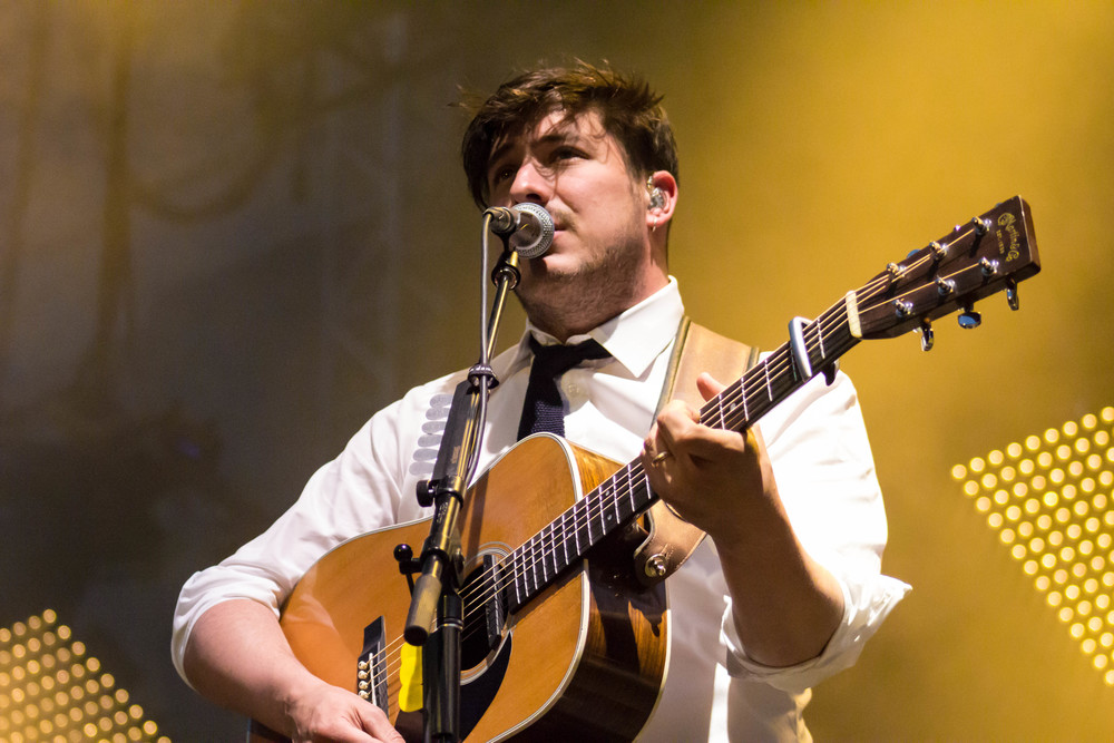 Mumford & Sons @ Greek Theatre: May 2013