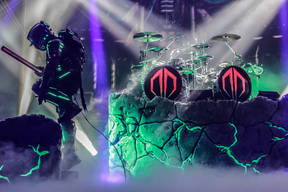 Destroid @ The Warfield: May 2013